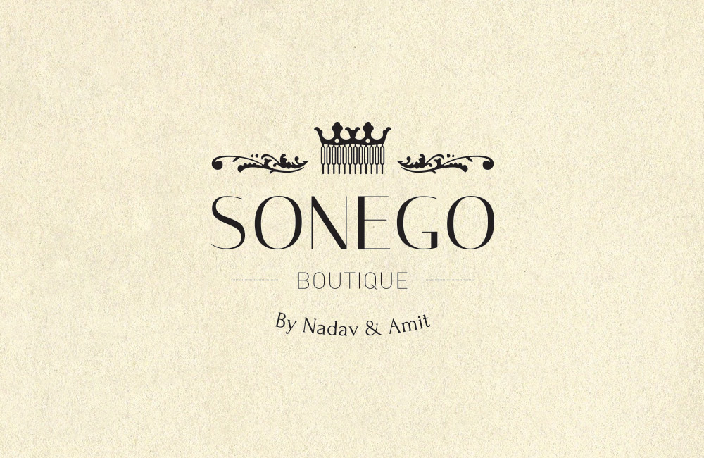 Son Logo - Sonego Boutique